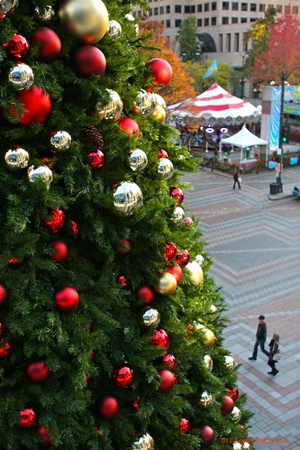 It's Christmastime In the City by Seattle Daily Photo