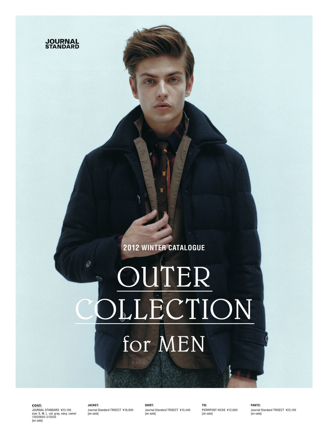 Pawel Bednarek0265_JOURNAL STANDARD MEN'S 2012