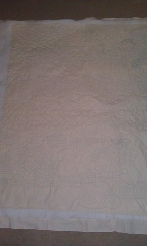 Quilting example