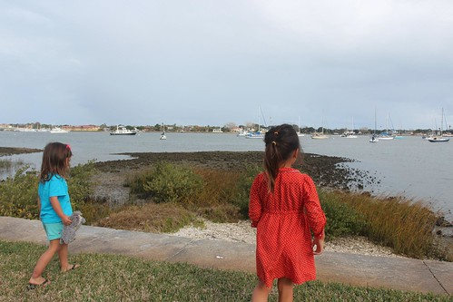 Day 122: Boats and Forts in Saint Augustine.
