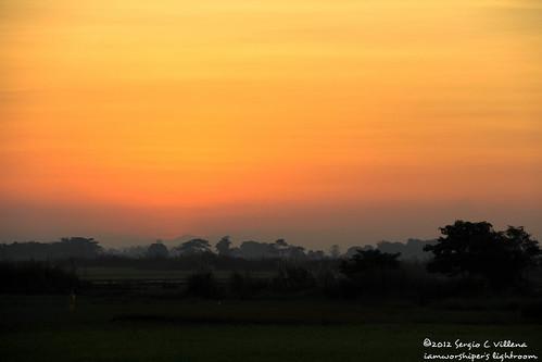 sunrise canon farm scenic pangasinan mangatarem 60d