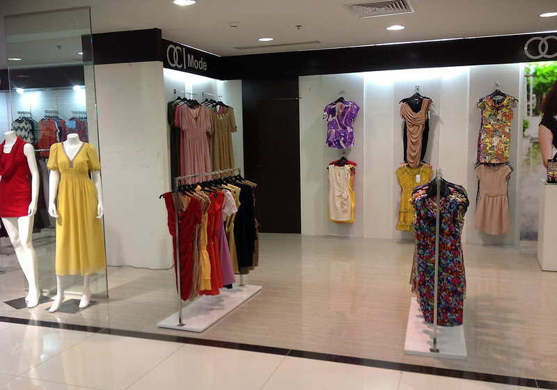 thời trang nữ OCI Mode