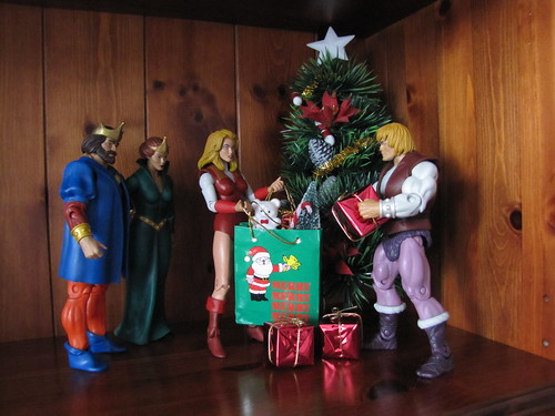 Christmas on Eternia