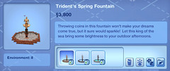 Trident's Spring Fountain