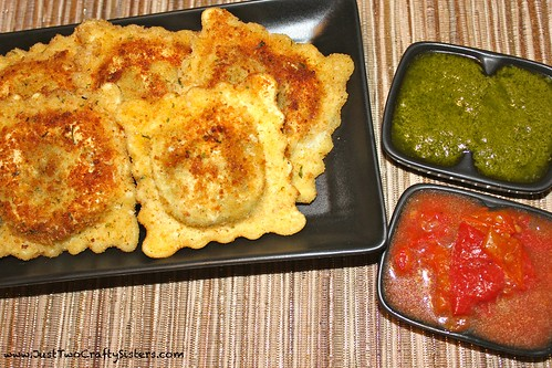 Delicious Fried Ravioli Recipe