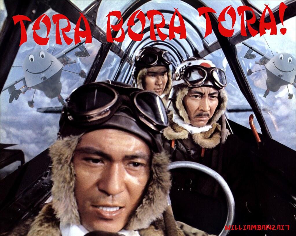 TORA BORA TORA