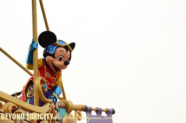 February 2012 HK Disneyland