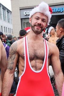 boston santa speedo run 2012 16