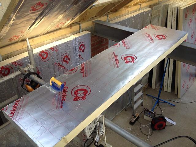 Buildingtrackworld How Should I Insulate My Bathroom Roof