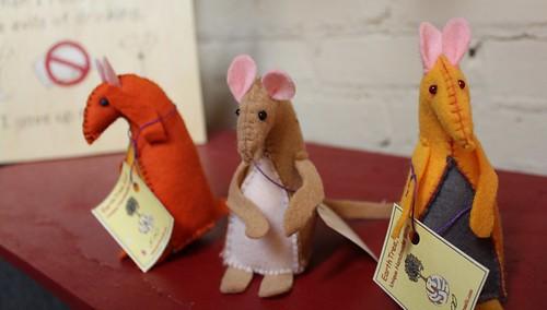 handmade critters