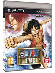One Piece Pirate Warriors - Packshot