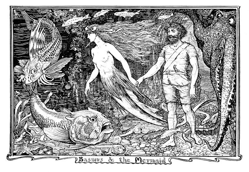 Henry Justice Ford - The pink fairy book, edited by Andrew Lang, 1897 (illustration 8)
