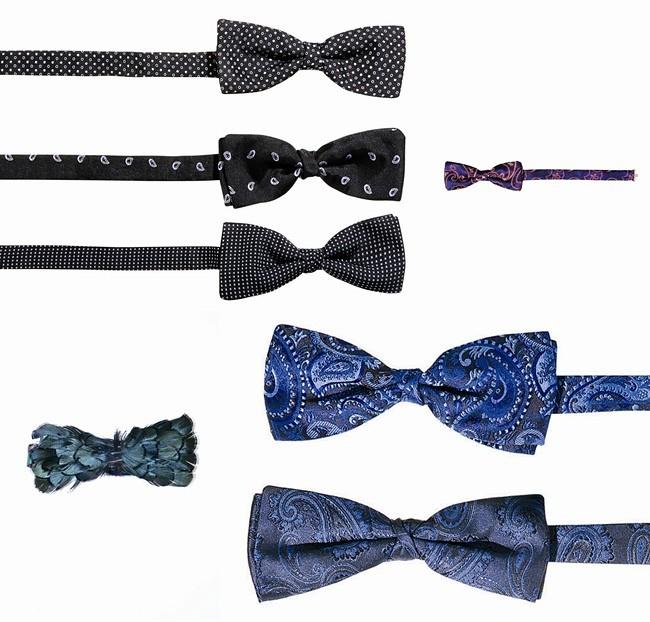 9 bow tie