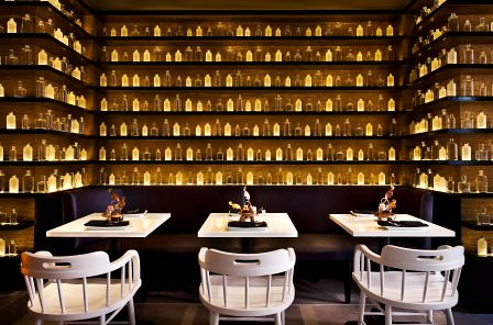 The Apothecary. Photo courtesy of SoBou Restaurant.