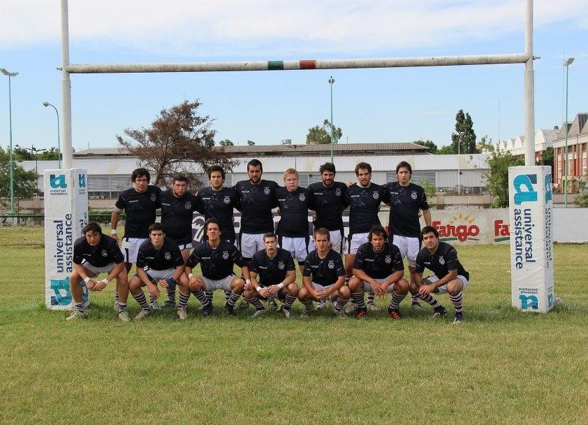 Plantel de Rugby – Torneo URBA 2012