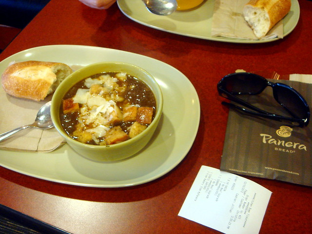 Panera Bread Soup Review