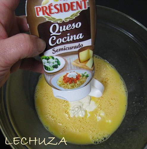 Hojaldre de queso y champis Président (23)