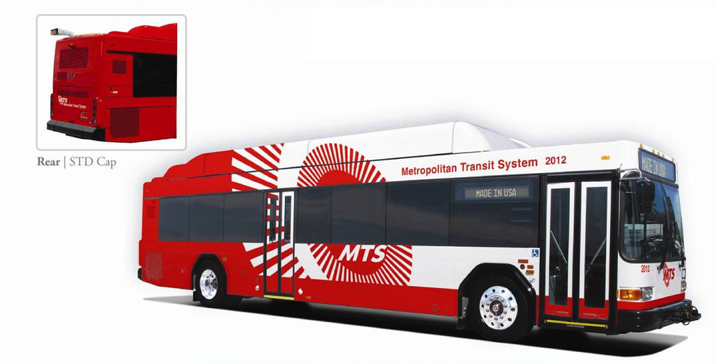 New 40' Bus Contract Award