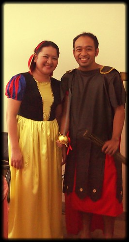 snow white and hercules