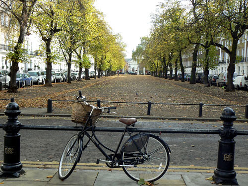 vélo devant royal hospital chelsea.jpg
