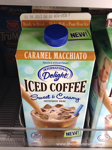 International Delight Caramel Macchiato Iced Coffee