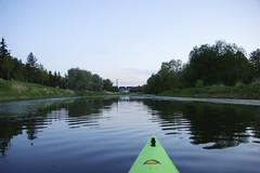 Sturgeon River on Kayaks 39