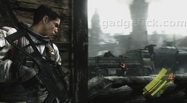 Resident Evil 6 системные требования