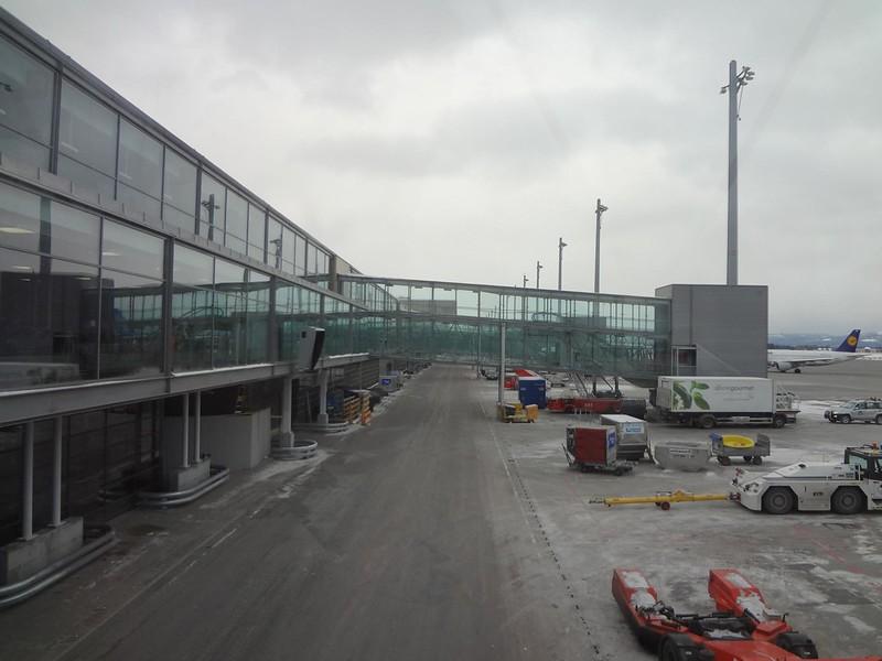 Aeroporto de Oslo na Noruega