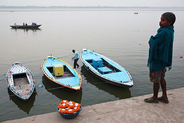 Flowers - Varanasi, India