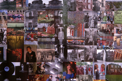 The Bridewell History Wall