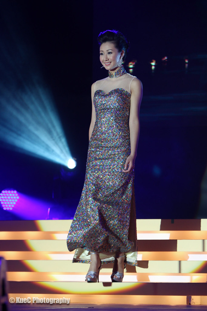 Miss Chinese Vancouver Pageant 2012: Evening Gown #5 Shirley Zhou ...