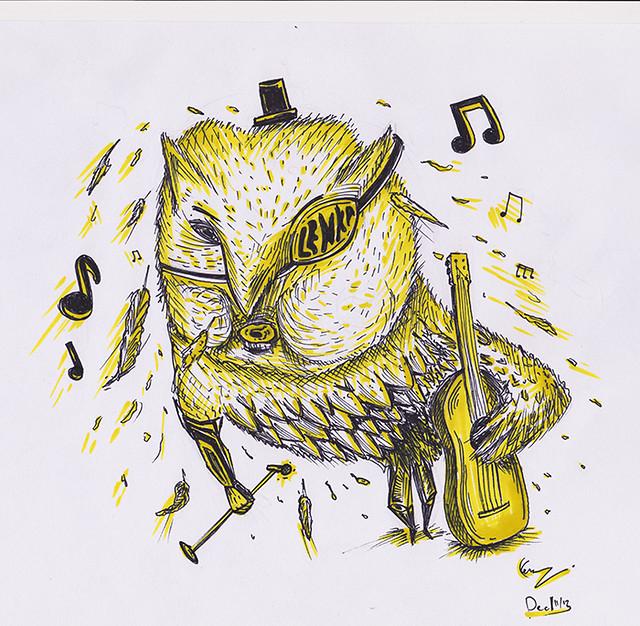 kenz owl