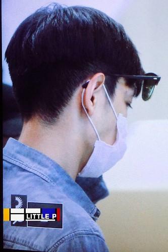 BIGBANG wout Seungri departure Seoul to Tokyo 2016-08-26 2 (11)