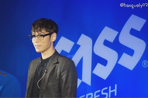TOP Cass Fresh Pub Event Seoul 2016-01-18 by bangvely02 (3)