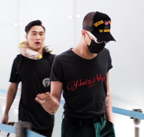 Big Bang - Incheon Airport - 26jun2015 - NoiizVip - 02