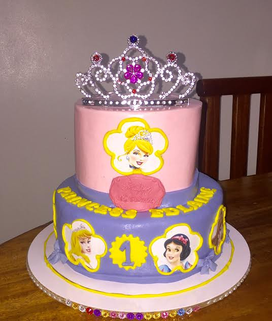 Princess Cake by Annabelle Siddayao