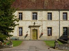 Prieuré de La Roche-Morey / Haute-Saône / Franche-Comté / France / 8 août 2016