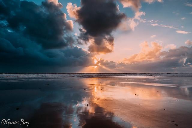 Dunraven Bay