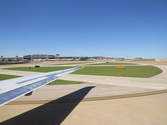 Ladies and gentlemen, welcome to DFW (i.e. Dallas/Forth Worth)