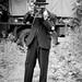 'DAVID' -  'CRICH TRAMWAY VILLAGE 1940s WEEKEND' - AUGUST 2016 by tonyfletcher