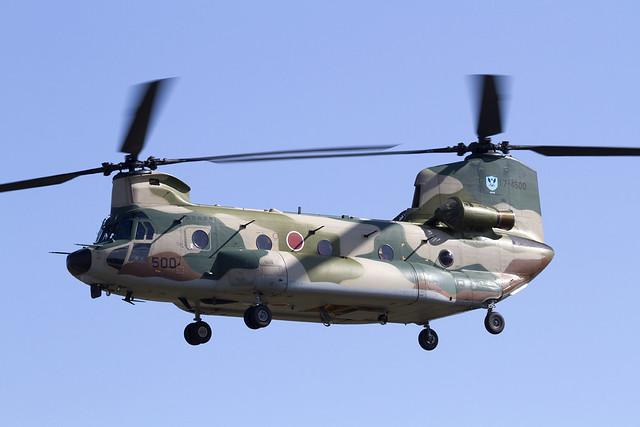 JASDF CH-47J