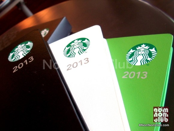 Starbucks Planner 2013: Green, White, Black
