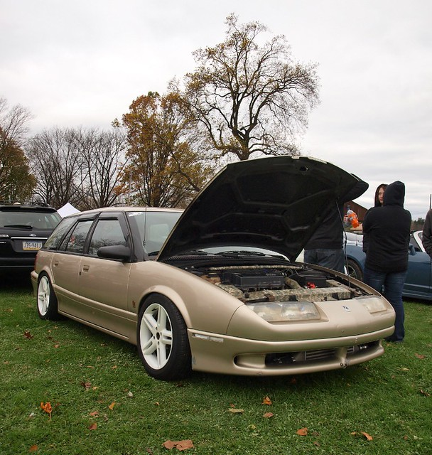 Quest For Slammed Boosted Saturn Wagon Page 2