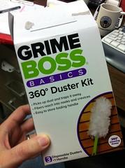 Grime Boss Basics Duster