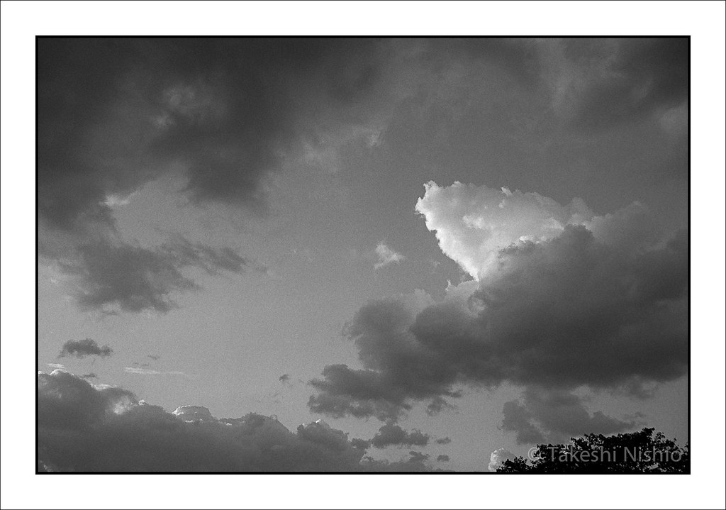 雲の上の雲 / Cloud over the cloud