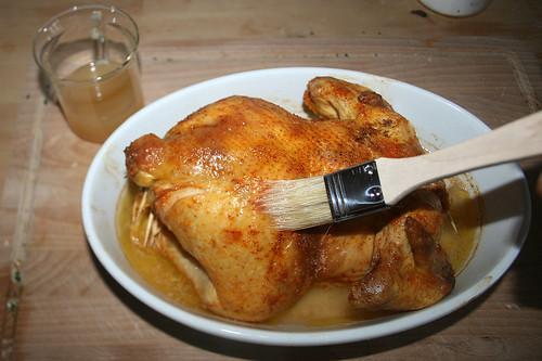 47 - Mit Apfelsaft bestreichen / Brush with apple juice
