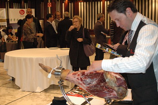 Evento de Turismo de Teruel en Bilbao. Foto cortesía del Patronato.
