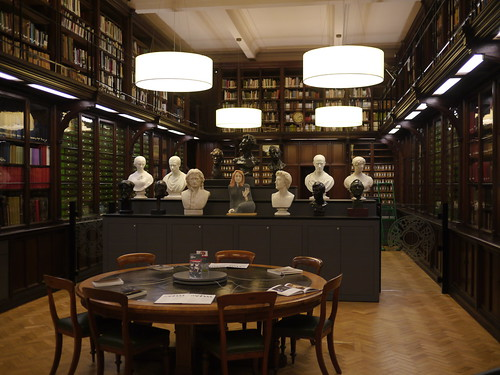 National Portrait Gallery - The Library