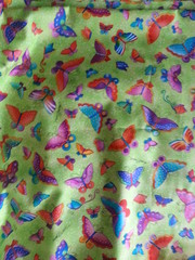 fabric for backing
