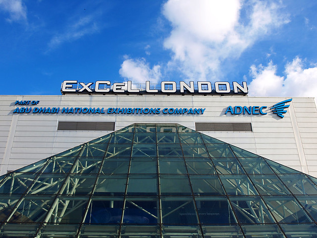 Excel Building, World Travel Market, London